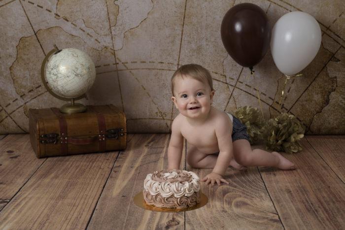 Photographe anniversaire bébé et enfant, Maine-et-Loire