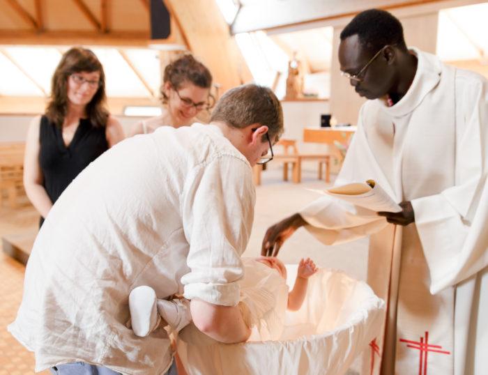 Photographe baptême en Maine-et-Loire