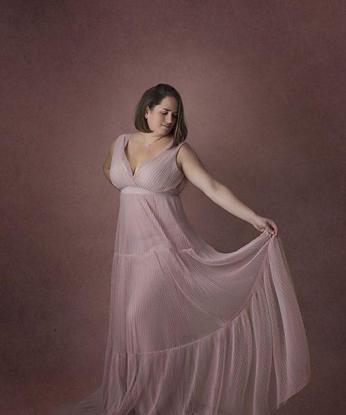 Photographe portrait Fine Art et glamour à Angers
